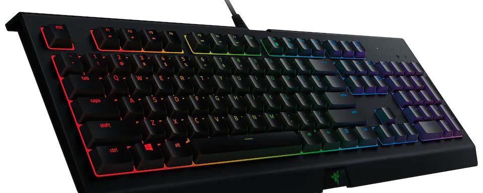 Razer Cynosa Chroma gamer tastatur